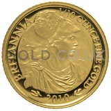 2010 Tenth Ounce Proof Britannia