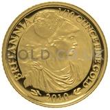 2010 Tenth Ounce Proof Britannia