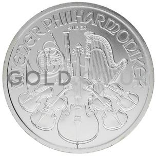 Silver Philharmonic 1oz (2012)