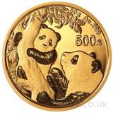 Gold Panda 30g (2021)
