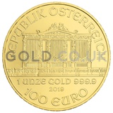 Gold Philharmonic 1oz (2019)
