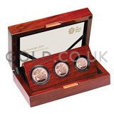 Three-Coin Premium Sovereign Set (2019)