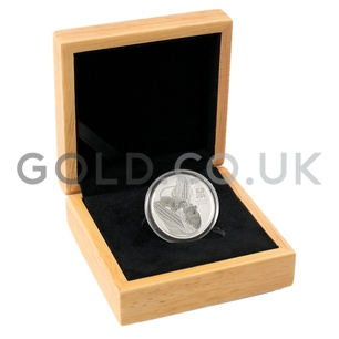 Silver Perth Mint Year of the Mouse 1/2oz Gift Boxed (2020)