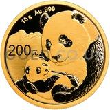 Gold Panda 15 gram (2019)