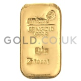 500g Umicore Gold Bar