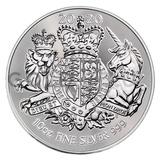 Silver Royal Arms 10oz (2020)