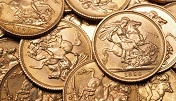 Gold storms past $1,800 barrier