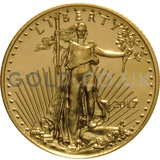 Gold Eagle Tenth Ounce (2017)