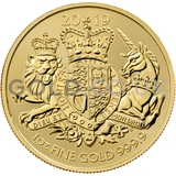 Royal Arms 1oz Gold Coin (2019)