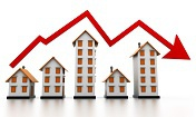 House prices forecast to fall 14% in 2021