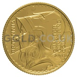 2003 Quarter Ounce Proof Britannia