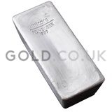 VAT FREE for storage - 1oz Silver allocated in Good Delivery Bars