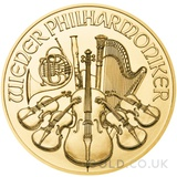 Gold Philharmonic 1oz (2021)
