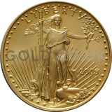 2005 1/2 oz Gold America Eagle