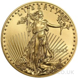 Half Ounce American Eagle Gold Coin (2021)