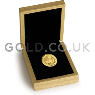 Tenth Ounce Gold Britannia Gift Boxed (2020)