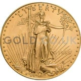 1999 1 oz Gold America Eagle