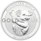 Silver Koala 1oz (2020)