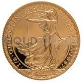 1987 Half Ounce Proof Britannia