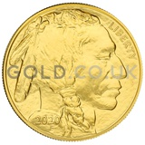 Gold American Buffalo 1oz Coin (2020)