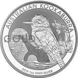 Silver Kookaburra 1oz (2019)