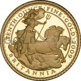 2009 Tenth Ounce Proof Britannia