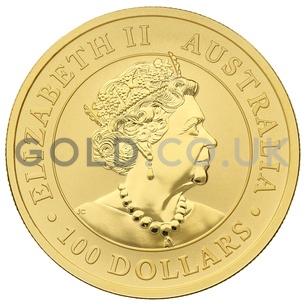 Gold Nugget 1oz (2020)