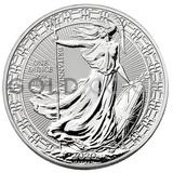 Silver Oriental Border Britannia 1oz (2020)