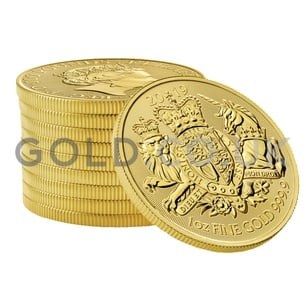 Royal Arms 1oz Gold Coin (2019)