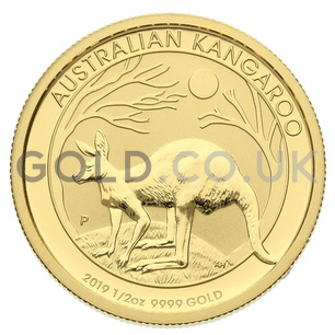 Gold Nugget Half Ounce (2019)