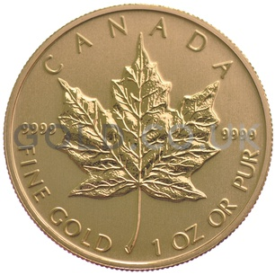 Gold Maple 1oz (Best Value)