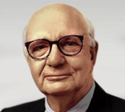 'Enemy of gold' Paul Volcker dies age 92