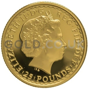 2004 Quarter Ounce Proof Britannia