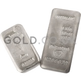 1kg Silver Bar (Best Value)