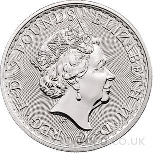 1oz Silver Royal Arms Coin (2020)