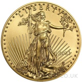 Quarter Ounce American Eagle Gold Coin (2021)