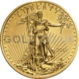 2011 1/4 oz Gold America Eagle