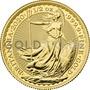 Gold Half Ounce Britannia