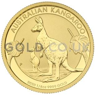 Gold Nugget Quarter Ounce (2020)