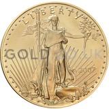 2007 1 oz Gold America Eagle