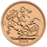 Gold Sovereign (2019)