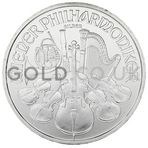 Silver Philharmonic 1oz (2015)