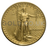 1987 1/2 oz Gold America Eagle