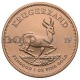 Gold Krugerrand