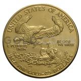 2009 1/2 oz Gold America Eagle