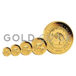 Gold Nugget Quarter Ounce (2018)