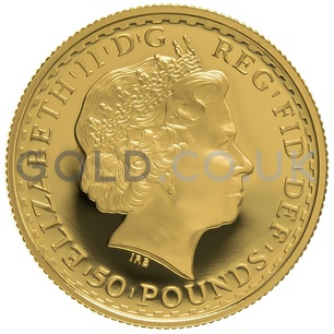 2003 Half Ounce Proof Britannia