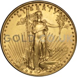 2002 1/4 oz Gold America Eagle