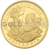 2009 Half Ounce Proof Britannia