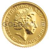 Gold Tenth Britannia (Best Value)